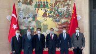 Çin Elçisine EXPO Daveti