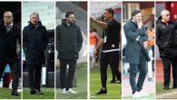 Süper Lig'de 21 takımın 15'i, toplam 23 Teknik Direktörü değiştirdi…