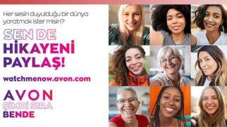 Avon'dan Kadınlara Çağrı