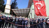 Hatay Büyükşehir Belediyesi CAMİ yaptırdı