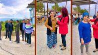 Suvatlı'da CHP'ye Katılımlar