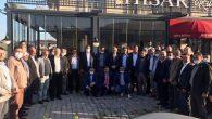CHP İl Başkanı Hassa'da Muhtarlarla buluştu