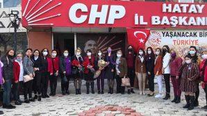 CHP'li kadınlar: