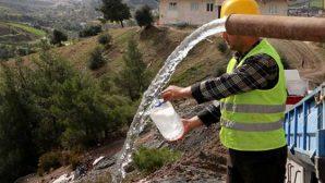 HATSU'dan, içme suyu yeni sondaj kuyusu çalışmaları …