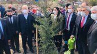 Korg. Osman Erbaş Adına Hatıra Ormanı