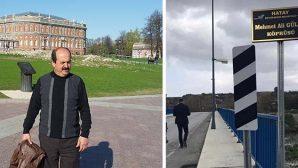 M.Ali Gülüm İsmi Köprüye Verildi