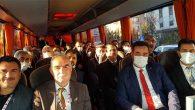 MHP'liler Ankara yolunda