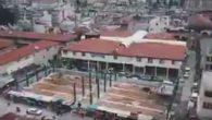 Antakya Belediyesi,  Çukobirlik yeri pazarını  çok önemsiyor…