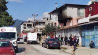 Serinyol'da Yangın Faciası