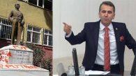 Topal, Atatürk büstüne saldırıyı kınadı: