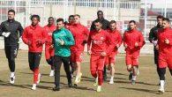 Sivasspor Hazırlanıyor