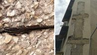 Armutlu Muhtarı, dökülen binalar konusunda yeniden uyardı: