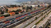 İskenderun-Mersin Tren Seferleri  bugün başlıyor