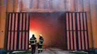 HBB İtfaiyesinden Yangına Müdahale …