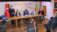 AGF Hatay'da kongre yaptı