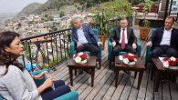 Akdenizli Başkanlar bir araya geldi