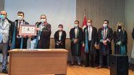İskenderun'da 2 Yeni Avukat Cübbe Giydi