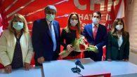CHP İl Başkanından Nazlıaka'ya teşekkür
