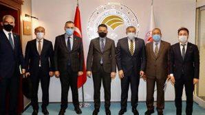 Heyet, Tarım Paketiyle Ankara'da…