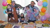 Bakan Selçuk, özel pastalarını gönderdi