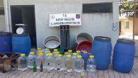 Boğma'ya Kaçak Alkol Uygulaması