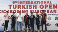 Hatay Büyükşehir Belediyespor KICK-BOKS Takımından