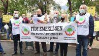 İskenderun'da emekliler geçim sıkıntısı çekiyor:
