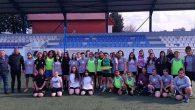Erzin'de Kadınlar Futbol Turnuvası