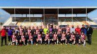 Erzin Belediyesi desteğiyle Kadınlar Futbol Turnuvası