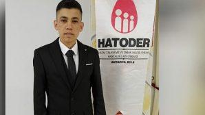 HATODER'in 2.başkanı