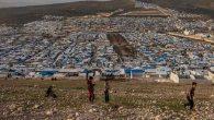 Hatay'ın yanı başında, İdlib'de…