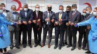 Kızılay Altınözü'nde: Kan Alma Birimi Açıldı
