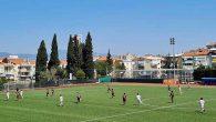 U-19 kategorisinde: Göztepe:7 Hatayspor:0