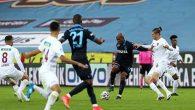 Trabzon:1 Hatay:1