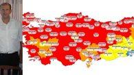 HTO Şube Başkanına göre,  Türkiye Korona Haritası…