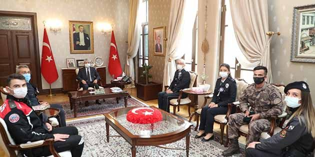 Türk Polisi 176 Yaşında