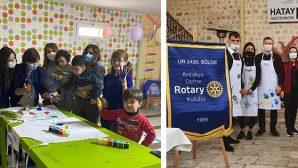 Rotary'den Otizm Farkındalık Etkinliği