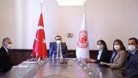 Yayladağı Belediye Başkanı Ankara'da…