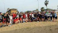 6 Kadın Futbol Takımının Erzin Turnuvası