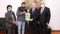SMA Hastası Babası,  Kılıçdaroğlu İle Görüştü