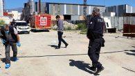 Antakya Sanayi Sitesi'nde oksijen tüpü patladı