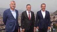 Adana, Mersin, Hatay BŞB Başkanları…