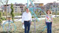 Hatay BŞB'den Çekmece'ye Park