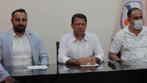 Başkan Eryılmaz meclis'te konuştu: