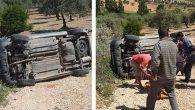 Altınözü'nde kaza