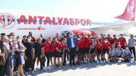Antalyaspor'a Özel Uçak