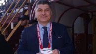 Hatayspor 2.Başkanı Aydın Toksöz'den Teşekkür