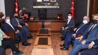 AKP'li Bakan MHP İl Başkanlığında