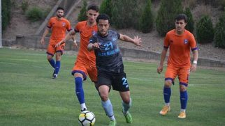 İskenderunspor Özel Maçta Yenildi 0-2
