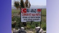 Reyhanlı'da CHP'lilerden ilginç yöntem: